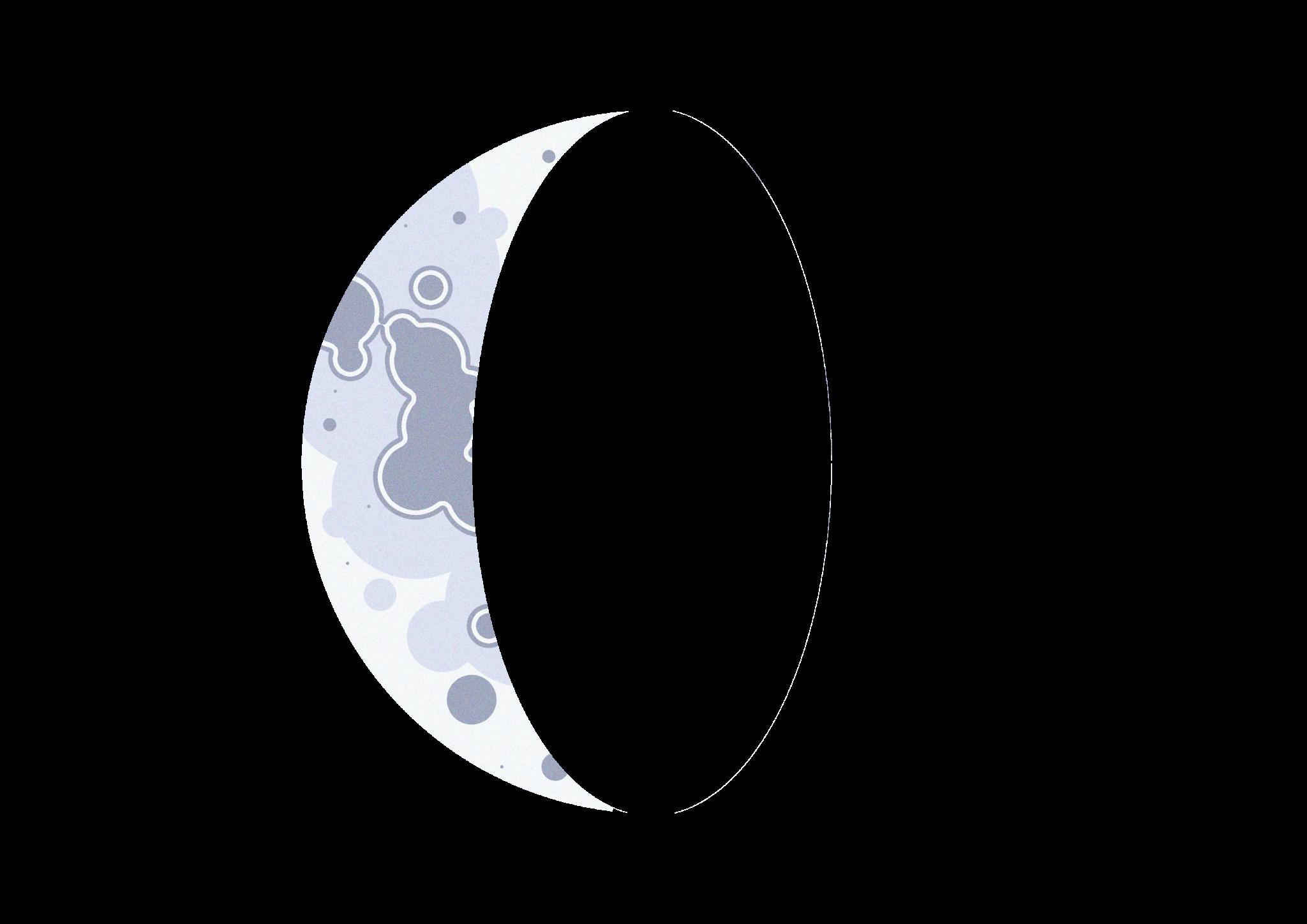 Cresent Moon noise