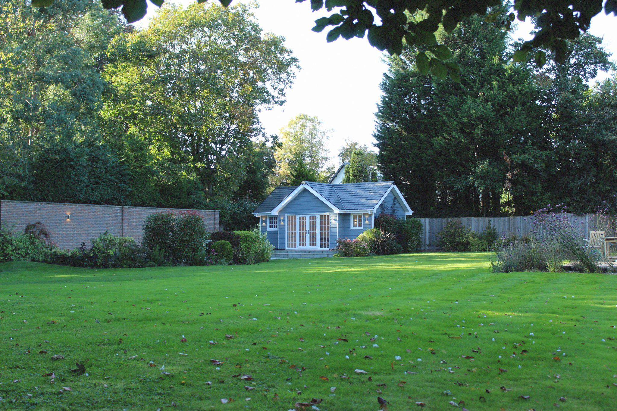 Garden Buildings in Surrey